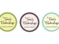 Tori's Bakeshop Colours