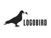 New Logobird Horizontal