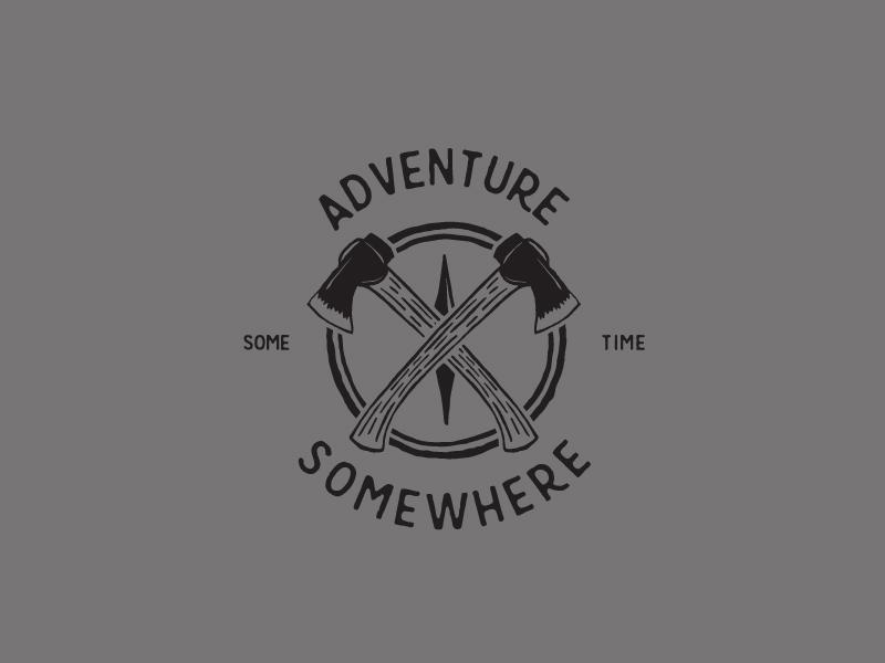 Adventure somewhere dribbble