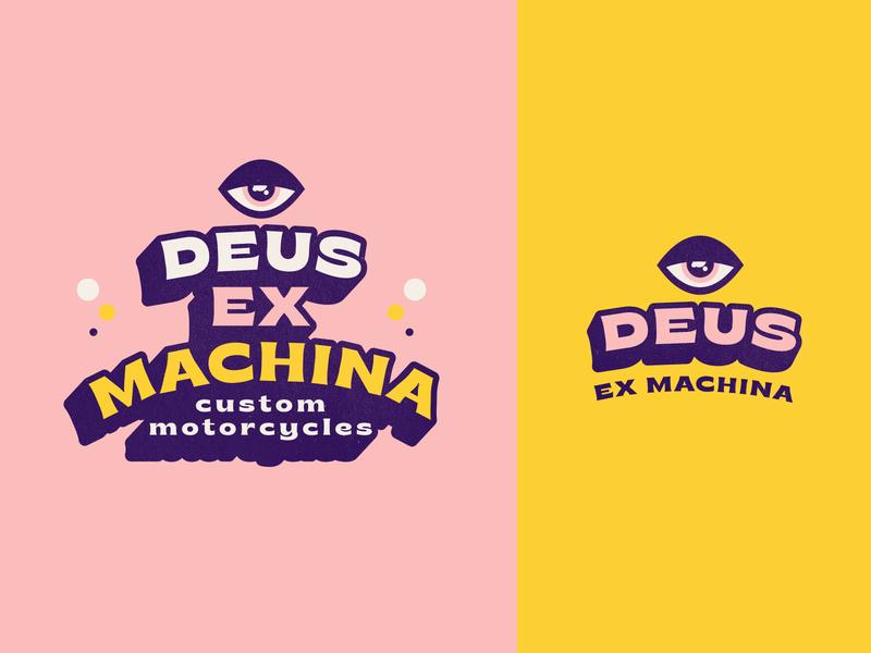 Deus Ex Machina QuaranTee tshirt tee deus ex machina eye typography