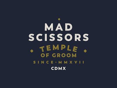 Mad Scissors I