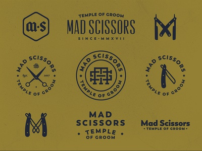 Mad Scissors V