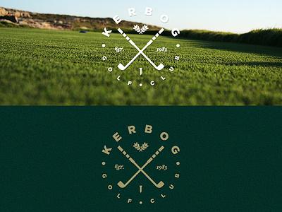 Golf Club logo golf