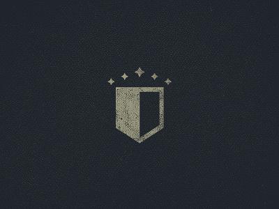 Shelter foundation shield storm logo icon