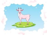 Glamorous Goat