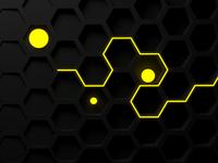 Hexagons DFR/23
