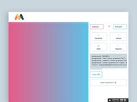 CSS Web Gradient Generator