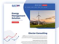 Elector website