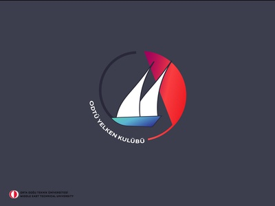METU Sailing Club Concept Logo Design-2