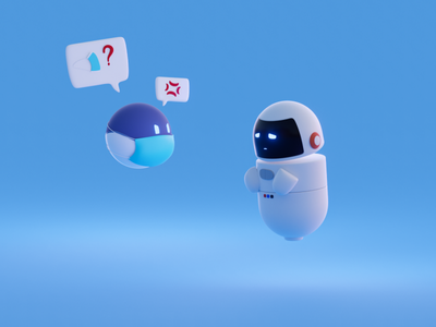 Be safe out there! covid-19 covid robots robot mascot character mascot design mascot healthcareit healthcare medical bot medical design medical interaction character design chatbots illustration design illustration chatbot 3d