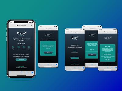 #DailyUI - Day 001 - Sign up dailyui ui design uxdesign ux ui