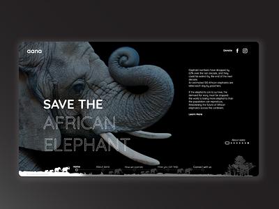 #DailyUI - Day 003 - Landing Page uxdesign ux ui design ui dailyui
