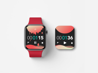 #DailyUI - Day 014 - Countdown Timer