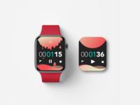 #DailyUI - Day 014 - Countdown Timer
