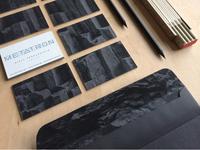 Metatron Icelandic Architects - Brand Identity