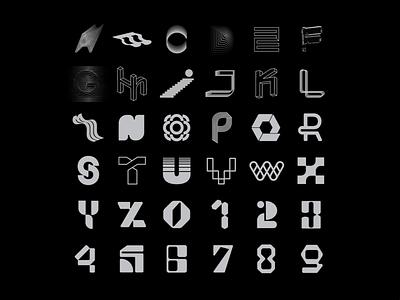 36 days All | 36daysoftype 36daysadobe mark lettermark logo lettermark logo logodesign typography lettering letteringchallenge 36daysoftype 36days-all illustrator adobe illustrator 36daysoftype07