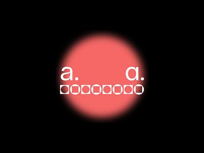 Second logo version alessia. mark brand identity branding brand design logodesigner logosai logodesign logo design logo typelove typo typography logo typelogo typography type