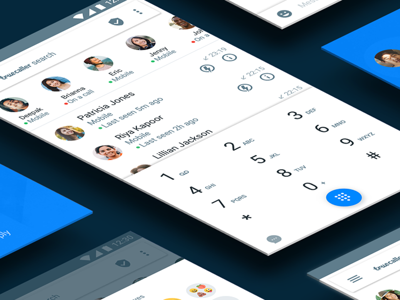 Truecaller 8 is out!