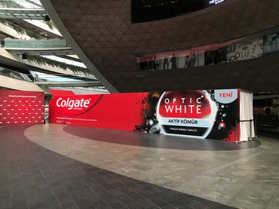 Colgate/Optic White