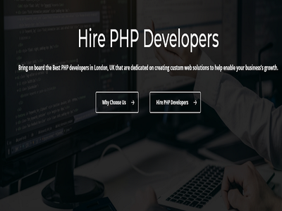 Hire Best PHP Developers in London, UK   Hire PHP Programmer php programmer hire php programmer web app php developers hire