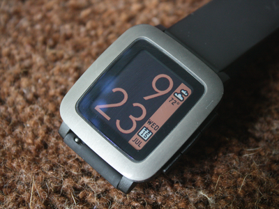 TimeStyle: Finished Watchface for Pebble Watch watchface time smartwatch watch pebble time pebble clock