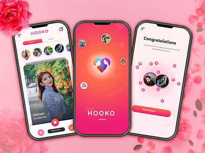 Dating Mobile Application datingapp dating app dating ui ux uidesign uxdesign mobile app design mobile app biztechcs biztech