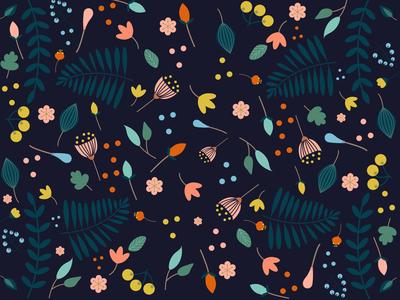 Floral Patterns - 1