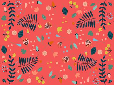 Floral Patterns - 2
