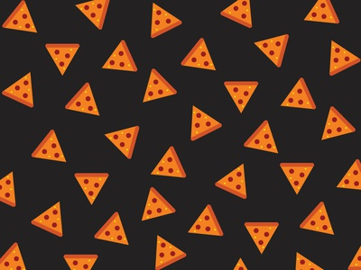 Pizza pattern - pt 2