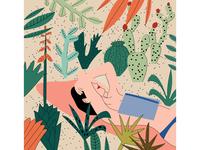 Cactus by @bodiljane