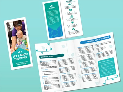 Nonprofit/Low Budget Brochure Design