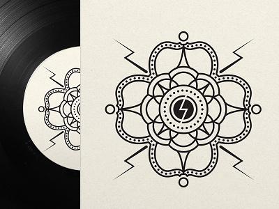 Art Electric (Limited Edition) the hunters art electric vinyl mandala tattoo music