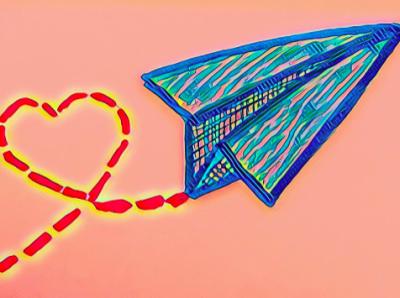Paper Love Planes