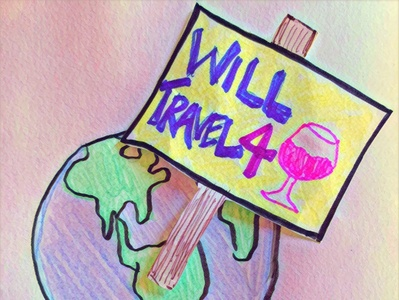 Will Travel 4 Wine