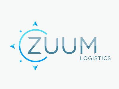 Rejected Logistics Logo custom compass logistics rejected logo