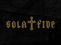 Sola Fide (By Faith Alone)