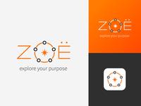 Unused Zoë logo concept V2