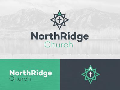 NorthRidge Church Logo ridge north metro colorado cross compass christian church