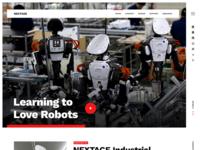 Japanese Robots Teaser