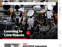 Nextage robot full
