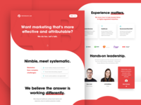 Performance Labs — Landing Page