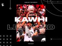 Kawhi leonard retina 1440 wallpaper