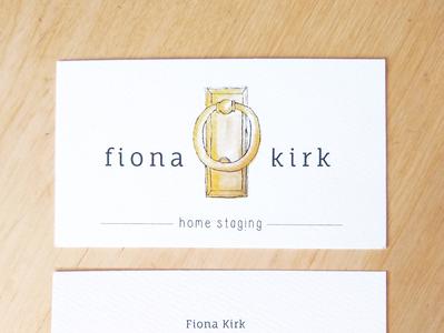 FK Home Staging Branding & Website