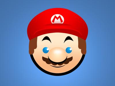 Mario Dribbble