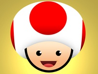Toad Dribbble
