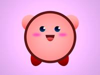 Kirby Dribbble