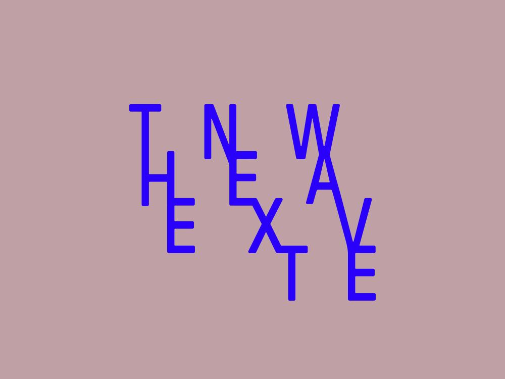 Logo proposal typography logotype wave logo design visual identity branding logo