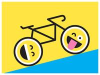 Emoji Bike