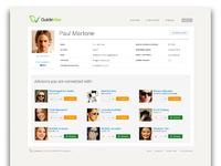 Webapp profile full