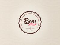 Bom Brownie Logotipo